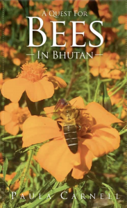 Bees in Bhutan by Paula Carnell