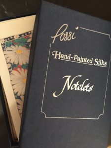 Possi notelets, included in Princes William and Harry's christmas stockings in 1992